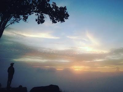 Wisata Paling Mendunia, Wisata Lolai, Negeri diatas awan