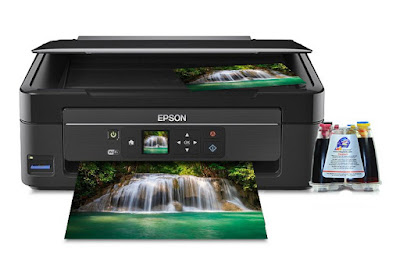 Epson Expression Home XP-323 Printer Driver Download