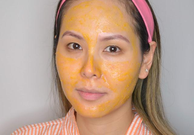 Derma E Vitamin C Instant Radiance Citrus Facial Peel