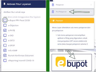 aktivasi e-bupot