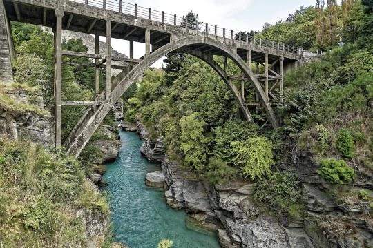 Criteria for selection of ideal bridge site