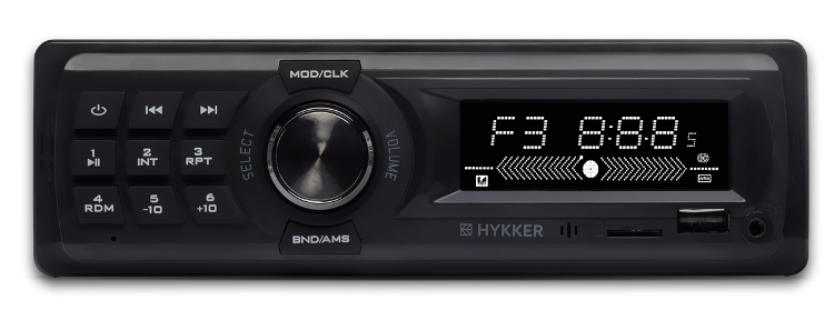 Testujemy Produkty Z Biedronki Radio Samochodowe Hykker Tune Z