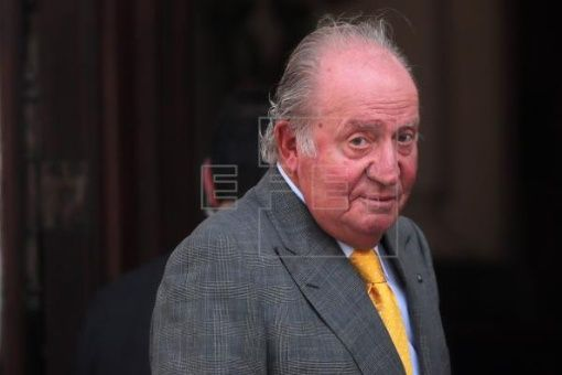 Investigan a rey emérito español por corrupción