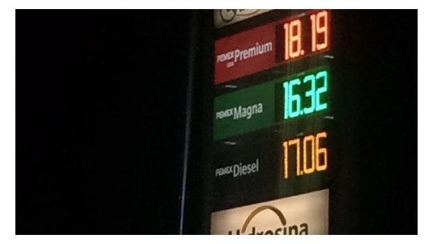 Precios altos de gasolinas, la nueva constante en México. FOTO: Especial