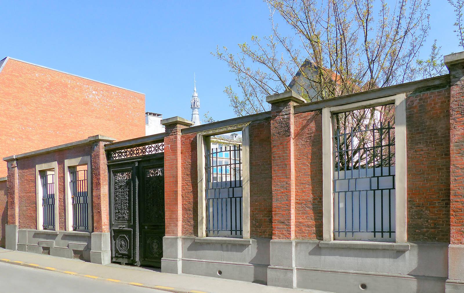 École primaire CNDI - Tourcoing, rue des Ursulines