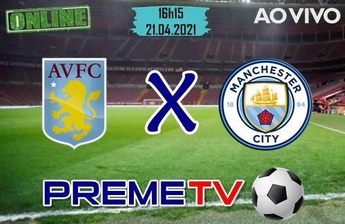 Aston Villa x Manc. City Ao Vivo