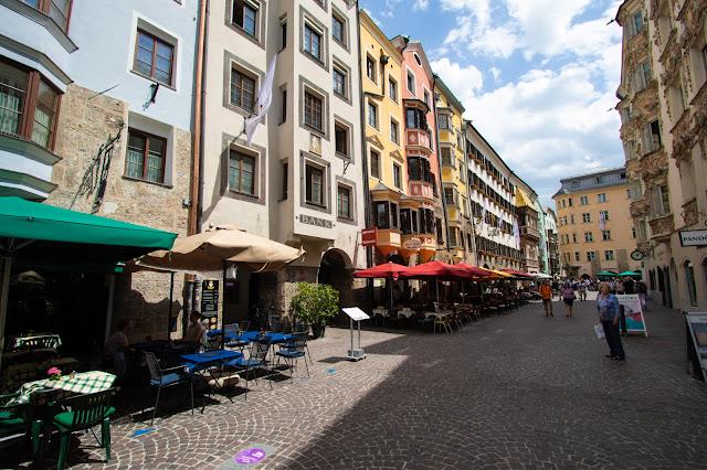 Herzog-Friedrich-Strasse-Innsbruck