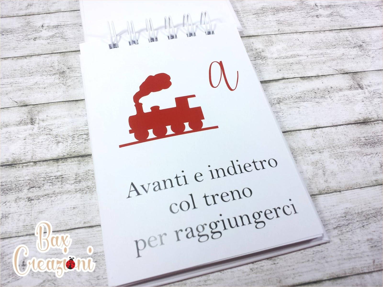 """Favoloso Bax Creazioni: Album """"L'Alfabeto dell'Amore"""" YE42"""