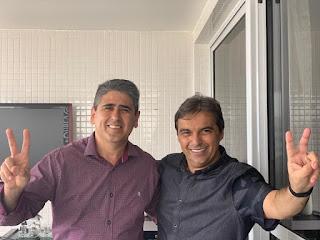 Prefeito de Pedra Lavrada aceita convite de Genival Matias e se filia ao Avante