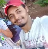 Rio Verde: Motociclista morre após bater em meio-fio
