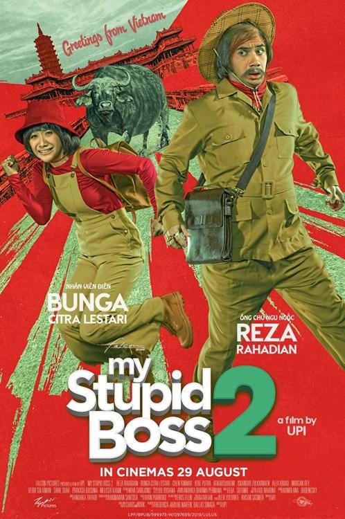 Review Filem My Stupid Boss 2