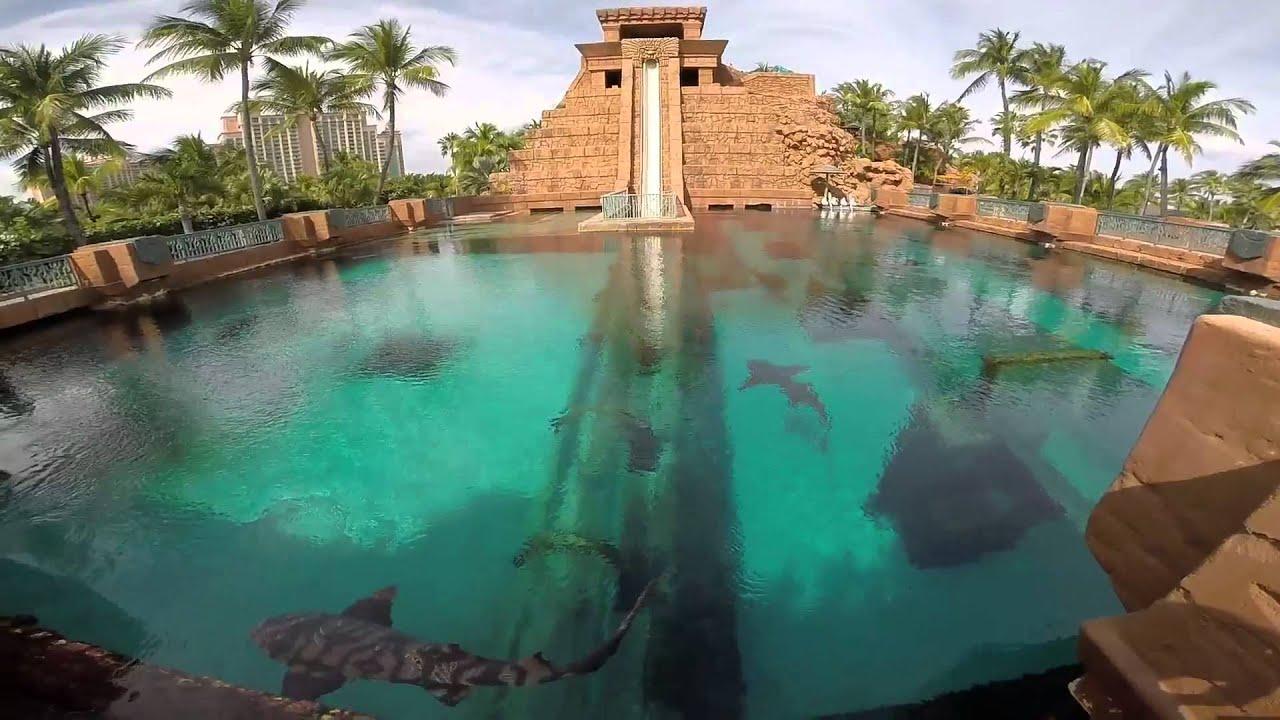 "Аквапарк ""Atlantis Aquaventure"" на Багамах"