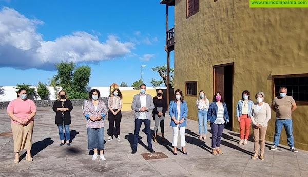 El Cabildo pone en marcha en julio el Circuito Creamos en La Palma
