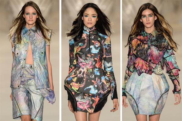 Estampa na moda verão 2014