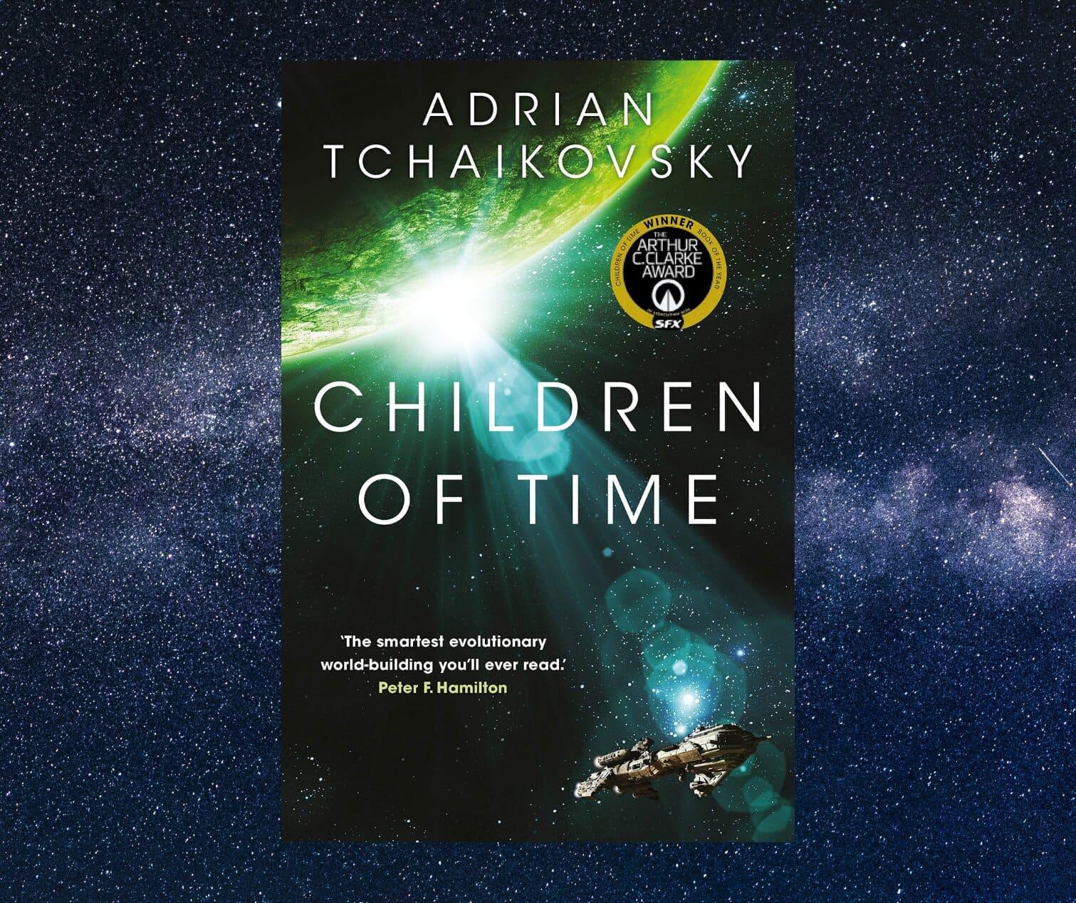 Resenha: Children of Time, de Adrian Tchaikovsky