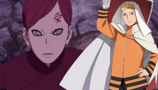 Boruto Reveals Gaara's Big Request From Naruto
