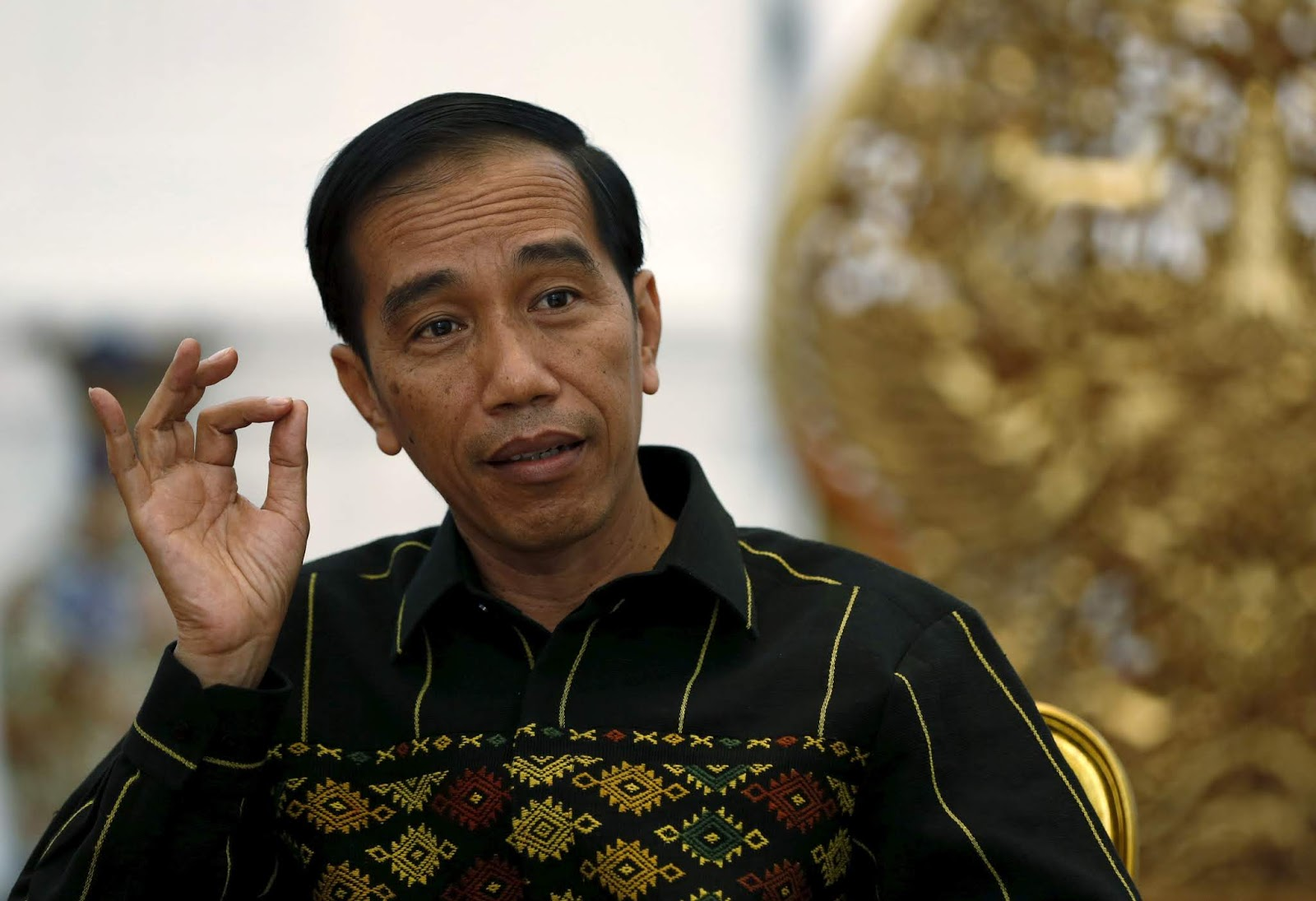 Ini Tanggapan Jokowi Ketika Diminta Cuti