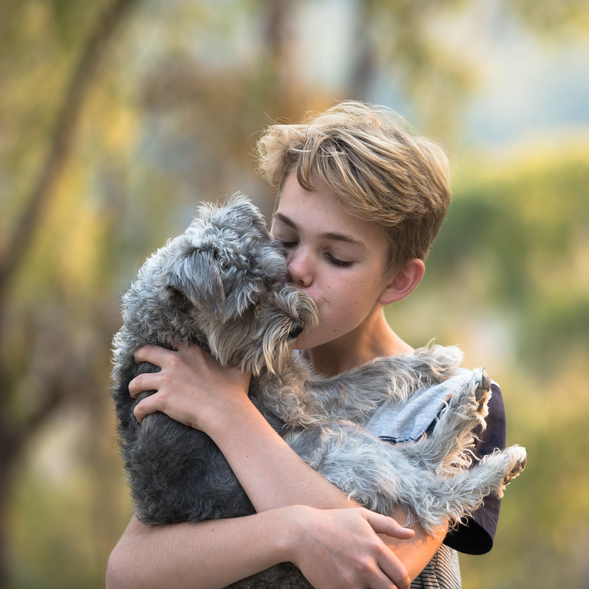 Animal Hugging