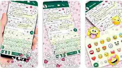 3D Theme for WhatsApp