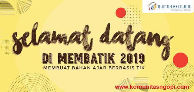 Lomba Membatik 2019