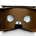 Google Cardboard or virtual reality