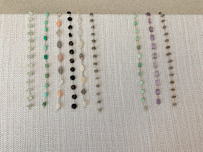 How to make a jewelry display for necklaces