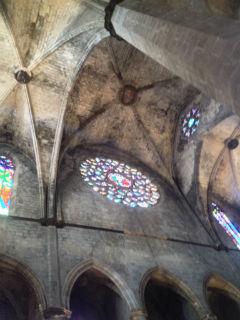 Sante Maria del Mar, Barcelona, jesień 2016, fot. paratexterka ©