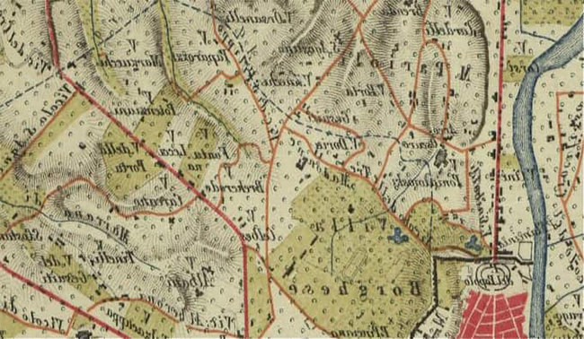Simbología de la Carta Topografica