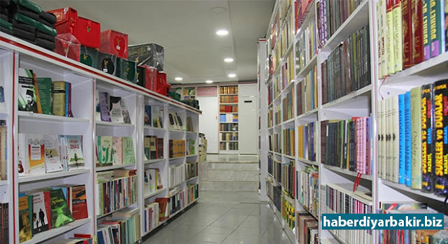 DIYARBAKIR-Bookstore operators have been advised on the occasion of the Library Week, which covers March 25 to April 3. The bookstore operators, who are criticized of remembering the book only in the week of the Libraries, stressed that the book should be read every day and become a part of life.