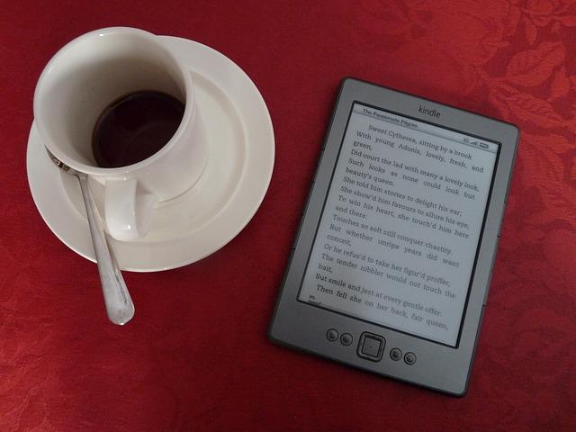 czytnik e-booków na gwiazdkę