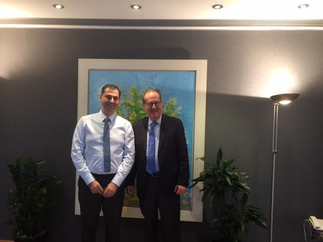 Θετικός ο Υπουργός Τουρισμό για την επαναλειτουργία της σιδηροδρομικής γραμμής Κόρινθος - Ναύπλιο