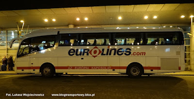 Irizar i6, Balaton Volán, Eurolines