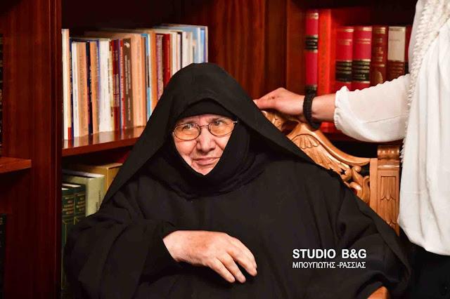Θλίψη στην Αργολίδα: Εκοιμήθη η Ηγουμένη της Μονής Καρακαλά Γερόντισσα Ακακία
