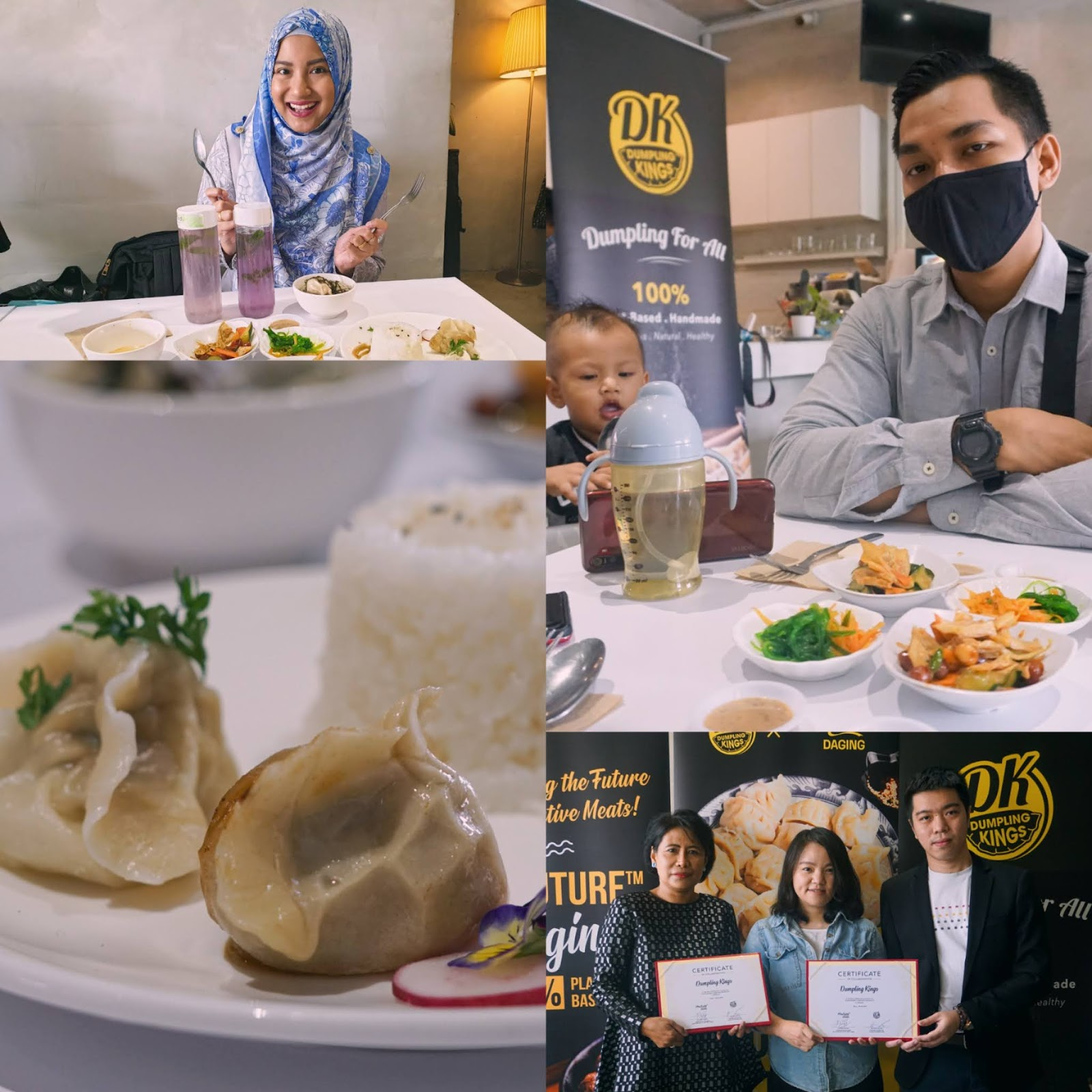 DUMPLING KINGS & PHUTURE DAGING - Hak Milik Ina Ainaa