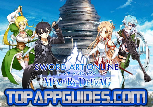 Sword Art Online Memory Defrag Cheats [Free Memory Diamonds]