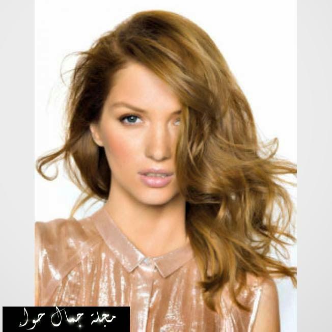 بالصور: أحدث ألوان صبغات شعر 2014 - 2015 !
