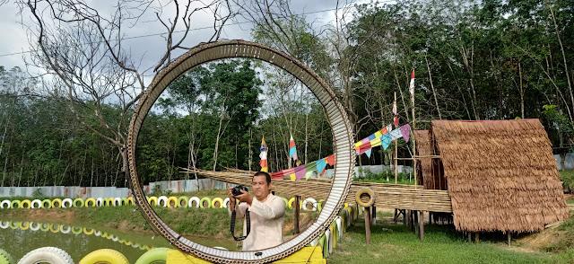 Objek wisata Taman Laburan
