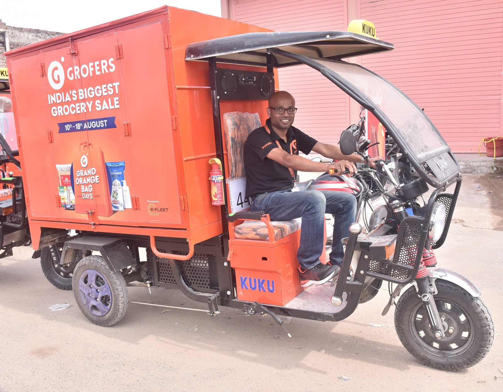 Mumbai News Network Latest News: Grofers adds sustainability