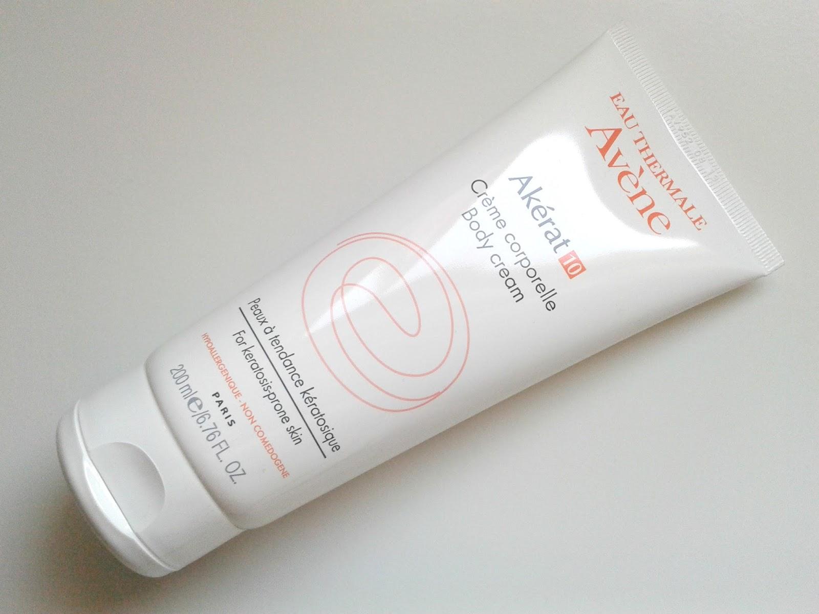 Avene Akerat Body Cream for Dry Skin Review Garden Pharmacy Ellis Tuesday's Summer Sun-days: Body