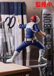 POP UP PARADE Shoto Todoroki : Hero Costume Ver. de Good Smile Company