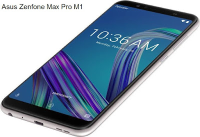 Asus Zenfone Max Pro M1 | Qualcomm Snapdragon 636 Mobile Platform  6GB RAM & 64GB ROM