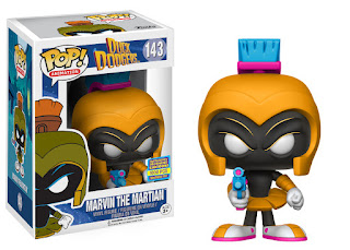 Pop! Animation Orange Marvin The Martian.