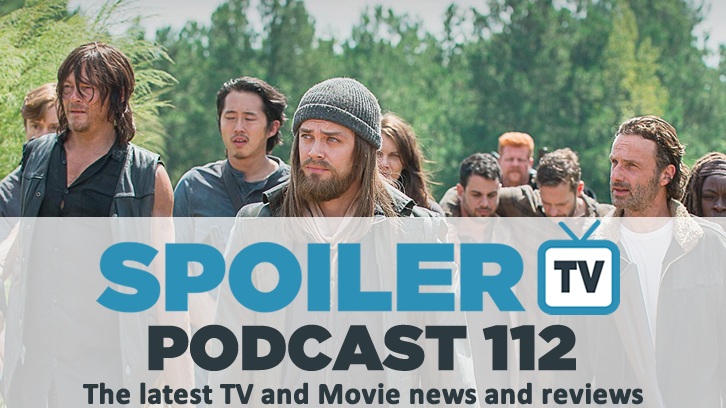 STV Podcast 112 - TV news and episode reviews