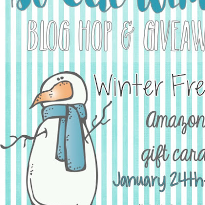South California Winter Blog Hop!