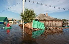 Основные версии потопа в Иркутской области