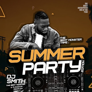 SUMMER PARTY by DJ SMITH TBM