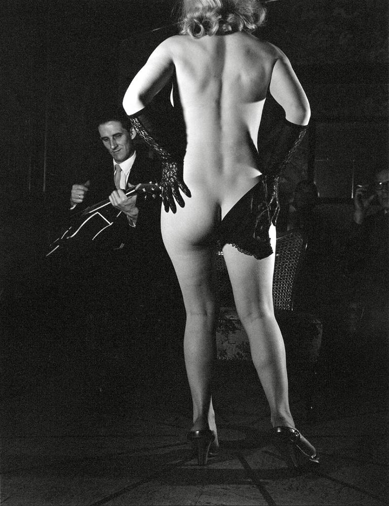 Herbert Dombrowski, Naked tango