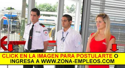 SE BUSCA PERSONAL DE SEGURIDAD PARA SAB-5