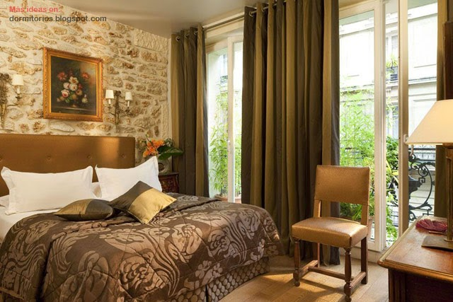 Dormitorios cl sicos dormitorio con estilo cl sico - Dormitorios con estilo ...