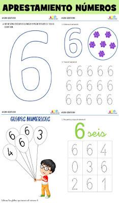 hojas-trabajo-aprestamiento-números-preescolar